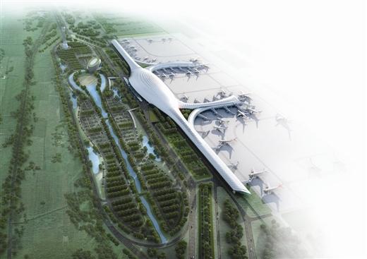 南宁吴圩国际机场图_中国 南宁