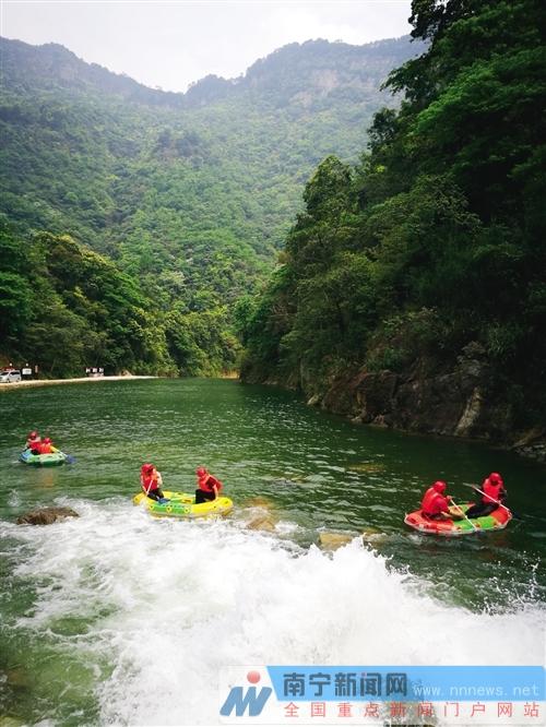 南宁武鸣景点完善升级 精心打造壮乡特色旅游项目